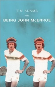 UK cover of Being John McEnroe