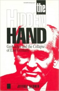 Book jacket for The Hidden Hand