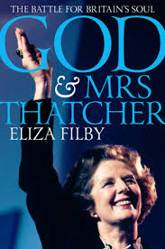 God and Mrs Thatcher jacket