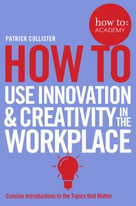 HTA Book jacket: innovation